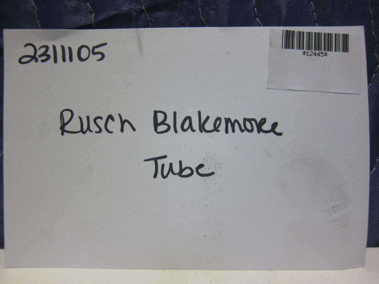 RUSCH Blakemore Tube