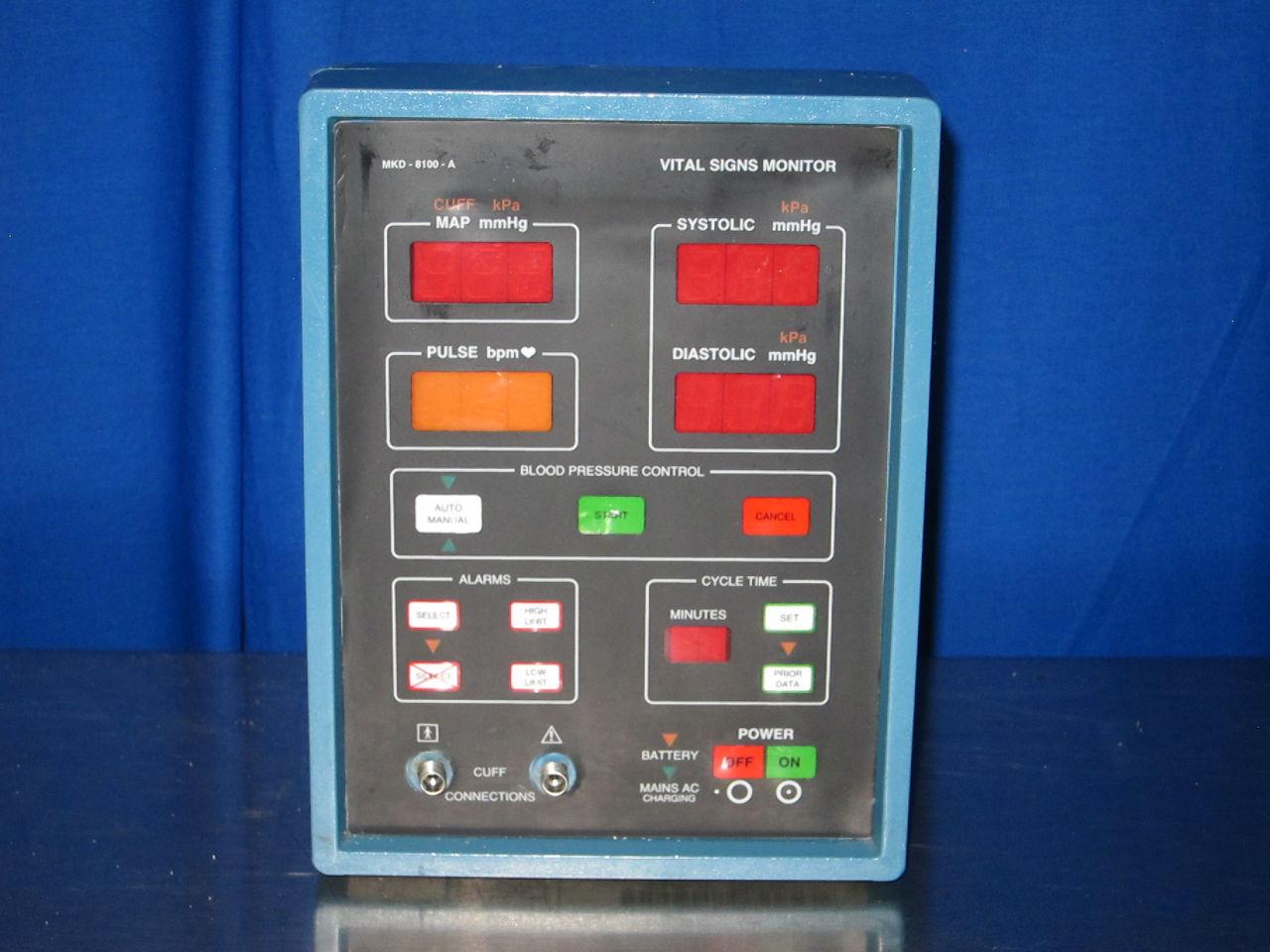 CRITIKON MKD-8100-A Monitor