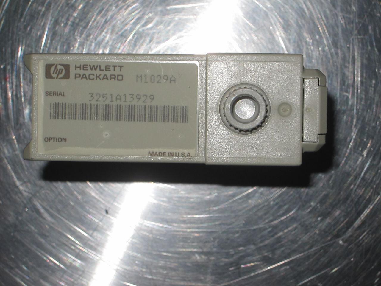 HP M1029A Telemetry