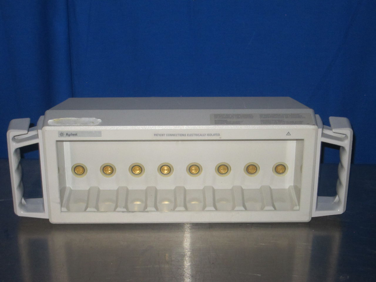 PHILIPS M1041A Module Rack - Lot of 2