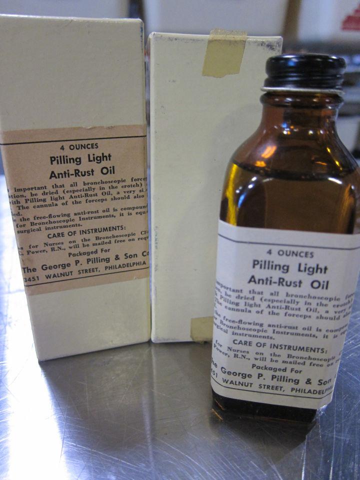 PILLING Light Anti-Rust Oil