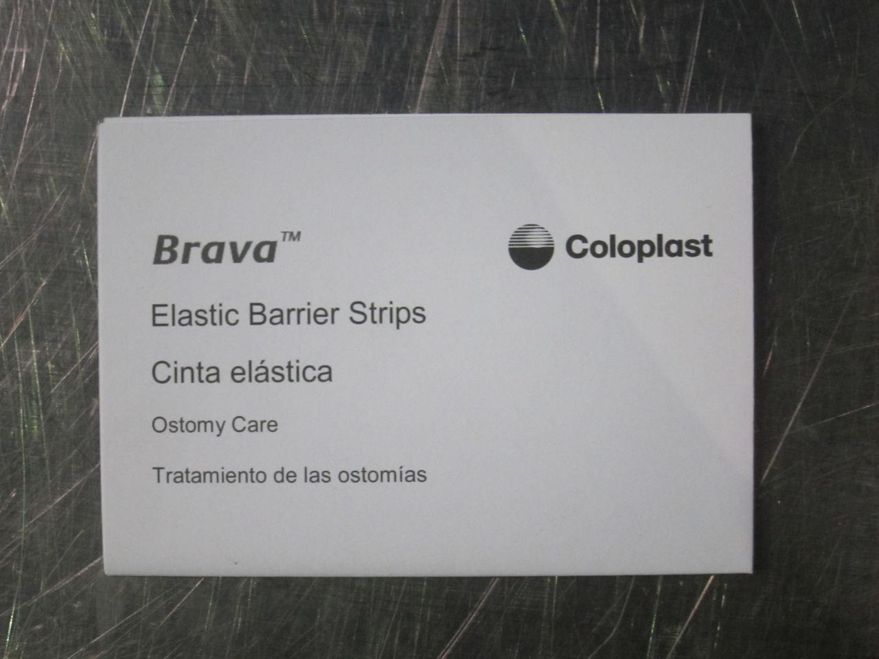 COLOPLAST Brava Elastic Barrier Strips - Lot of 7