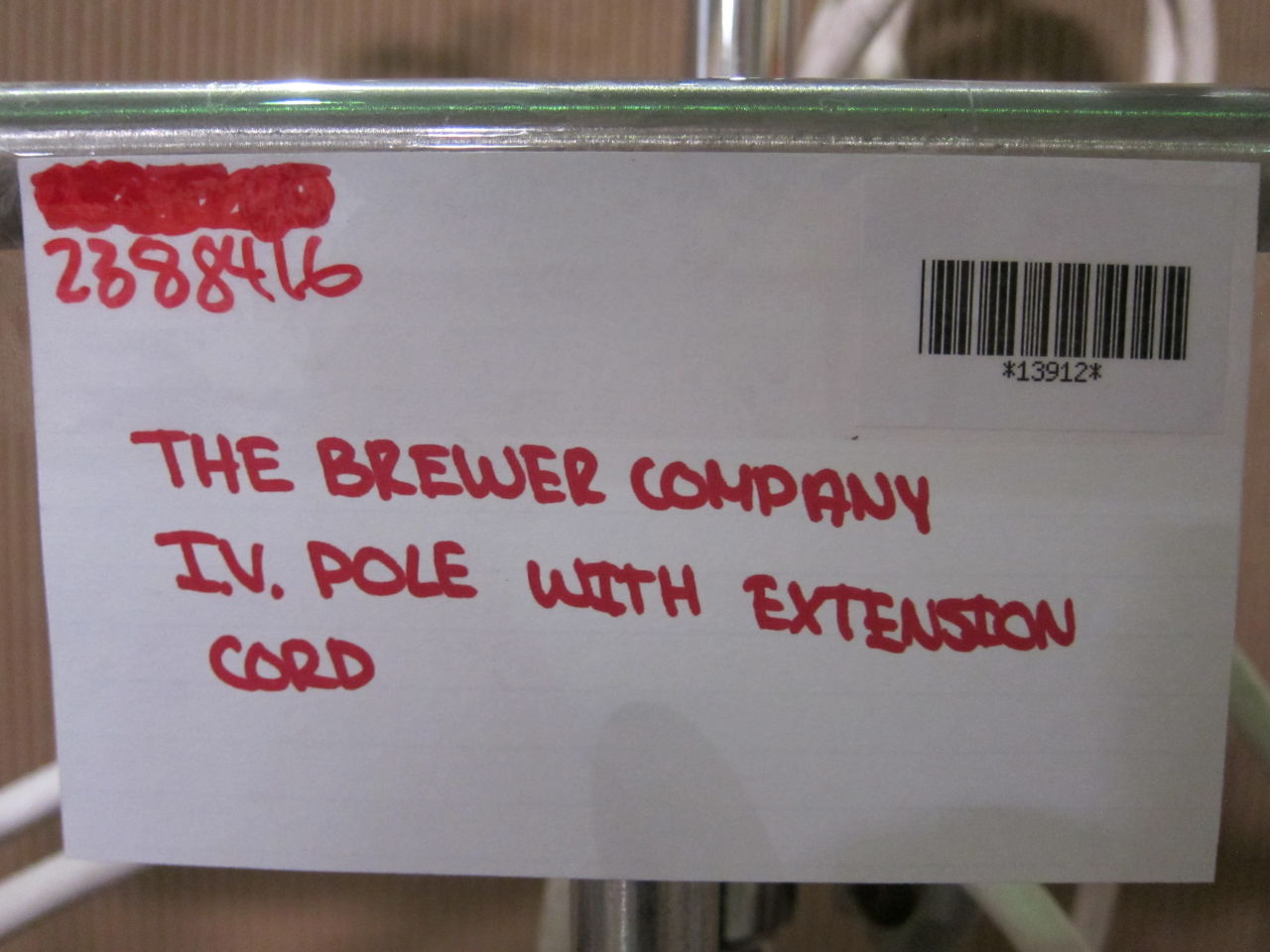 THE BREWER COMPANY  IV Poles