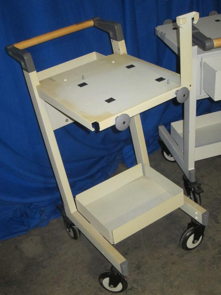 Empty EKG  - Lot of 2 Pharmacy/Med Cart
