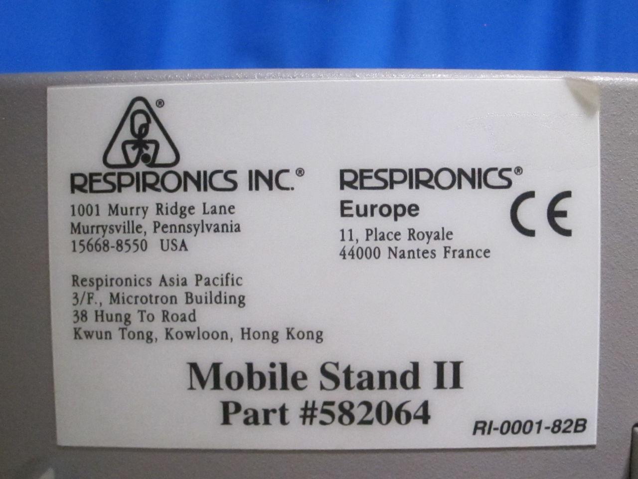 RESPIRONICS Mobile Stand II Mobile Stand