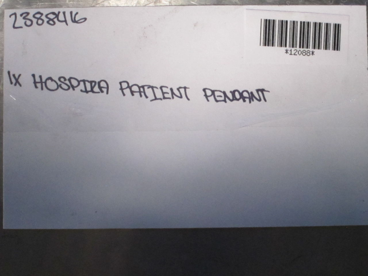 HOSPIRA  Patient Pendant