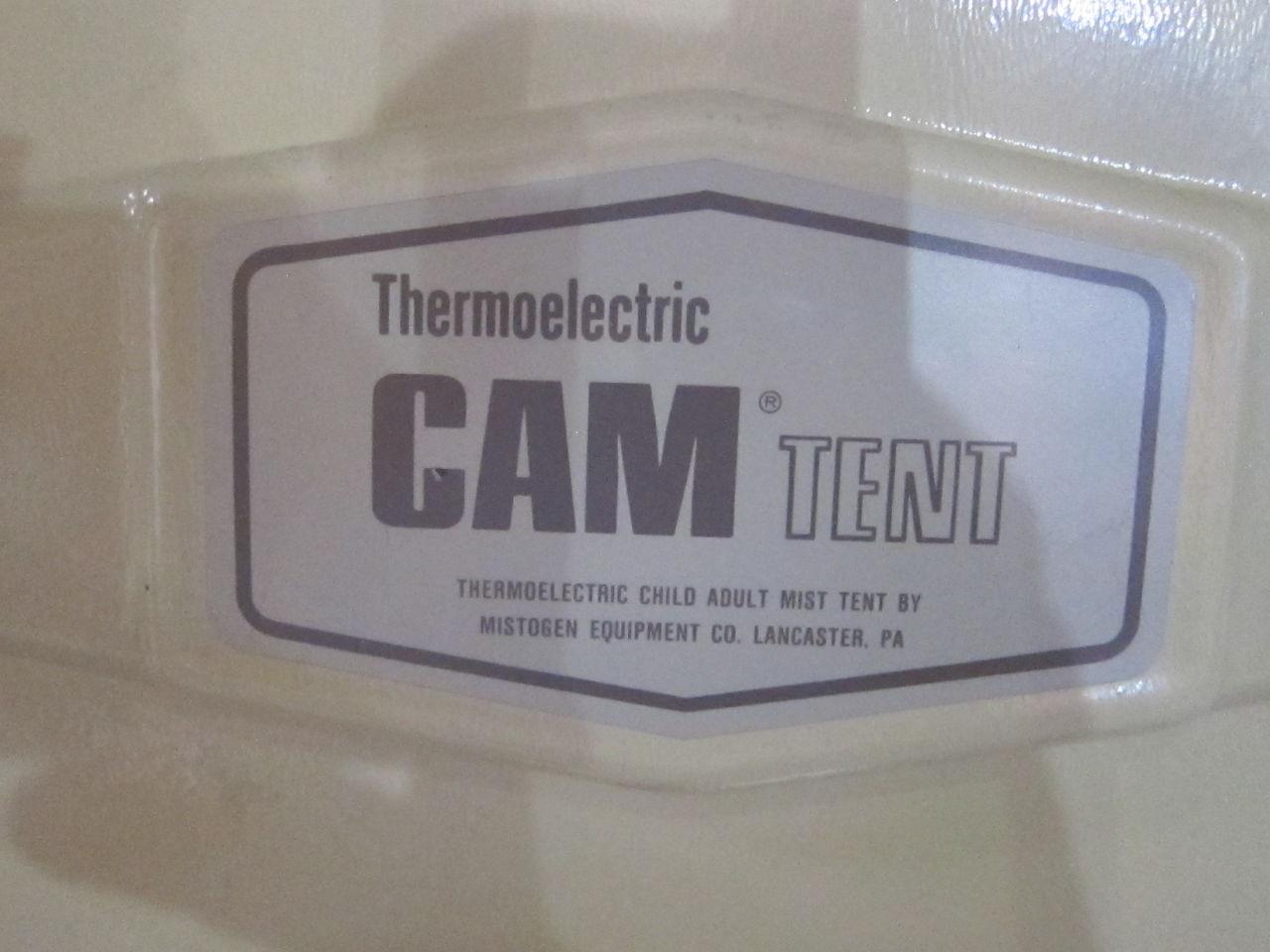 MISTOGEN Cam Tent Oxygen Tent