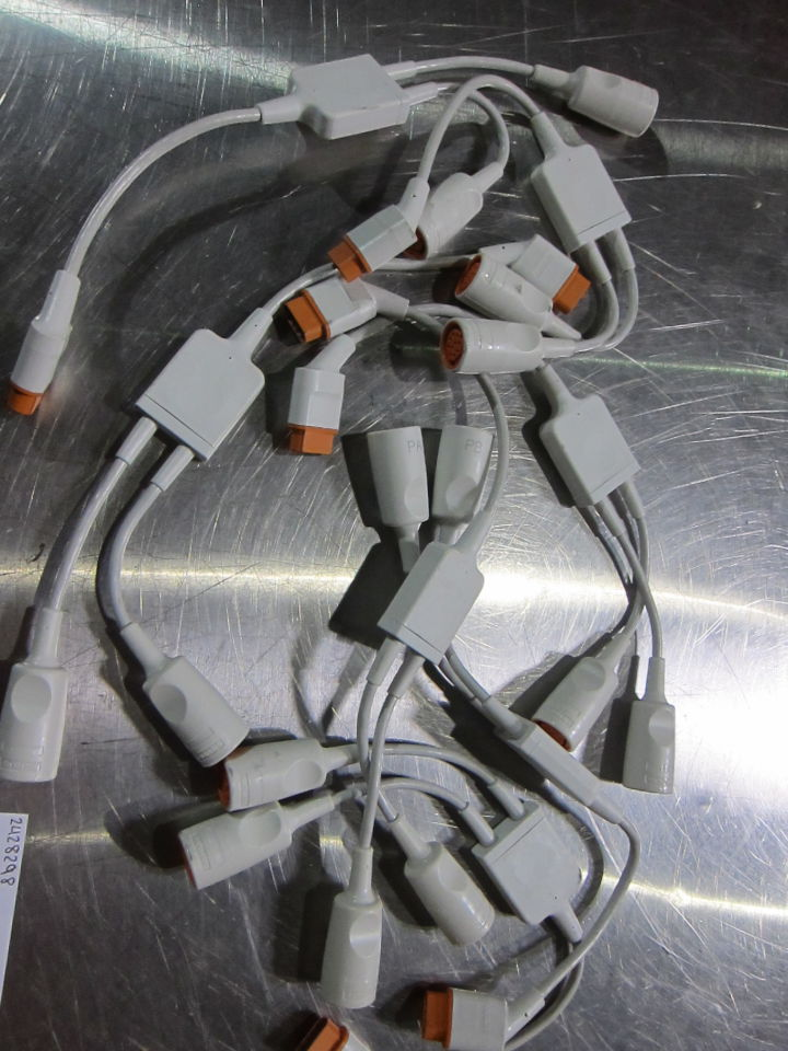 SIEMENS  Cables - Lot of 7