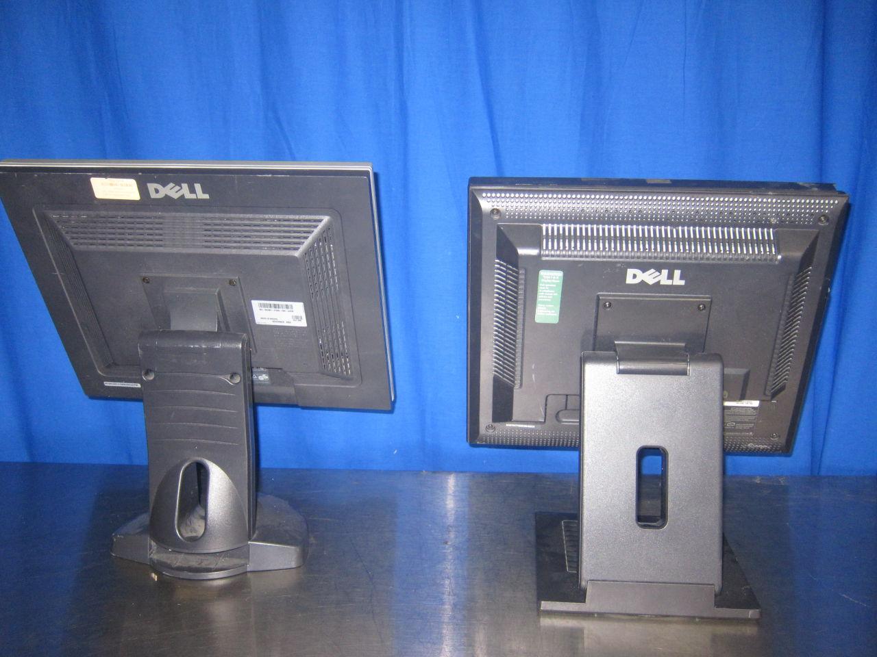 DELL Ultrasharp LCD Monitor  - Lot of 2 Display Monitor