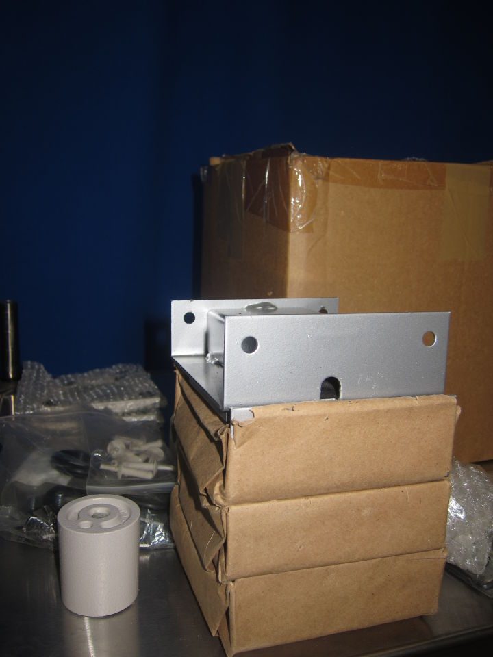 HP Various Mounting Accessories and Tools Monitor