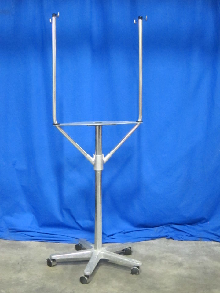 Rolling Pump IV Stand