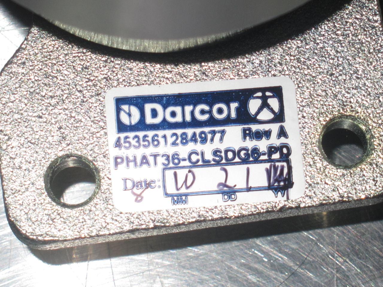 DARCOR Wheel