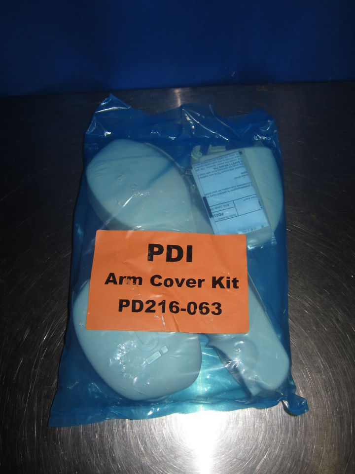 PDI REF# PD216-063 Arm Cover Kit - Lot of 3