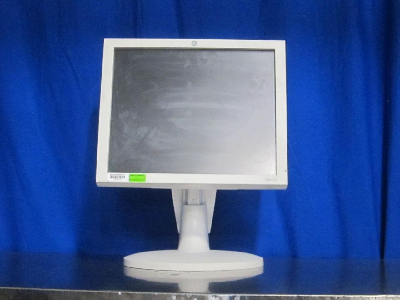 GE Lot of 6 Display Monitor