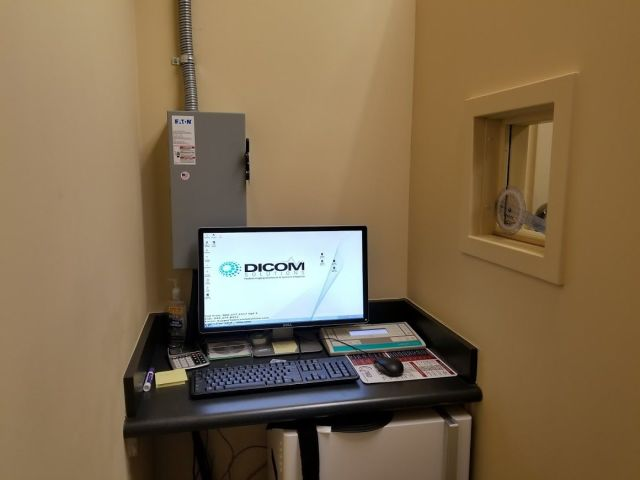 SOURCE RAY 2020 CDR Chiropractic Digital Imaging System DR
