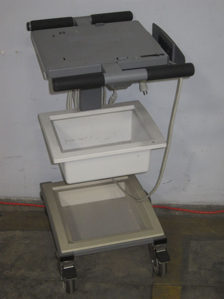 Rolling w/ Power Cord Pharmacy/Med Cart