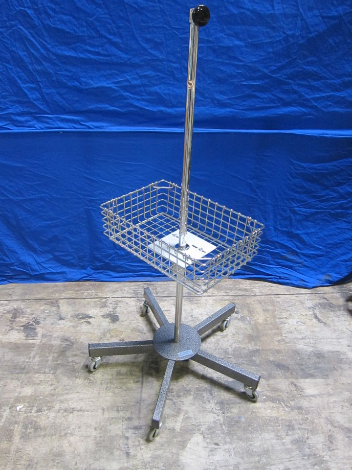 Stainless Steel Pharmacy/Med Cart