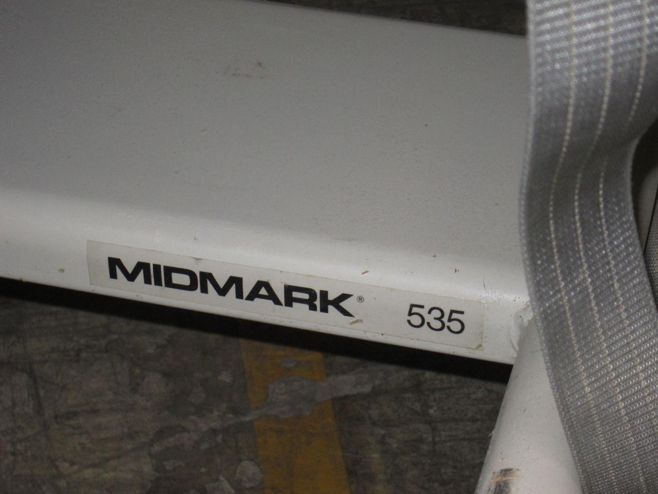 MIDMARK 535 Stretcher