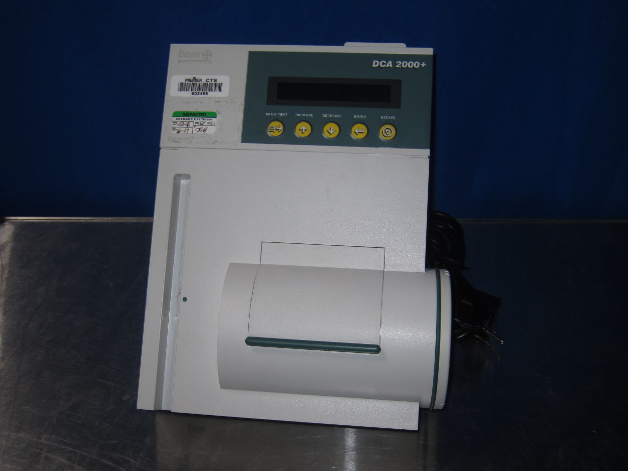 BAYER DCA 2000+ Blood Analyzer
