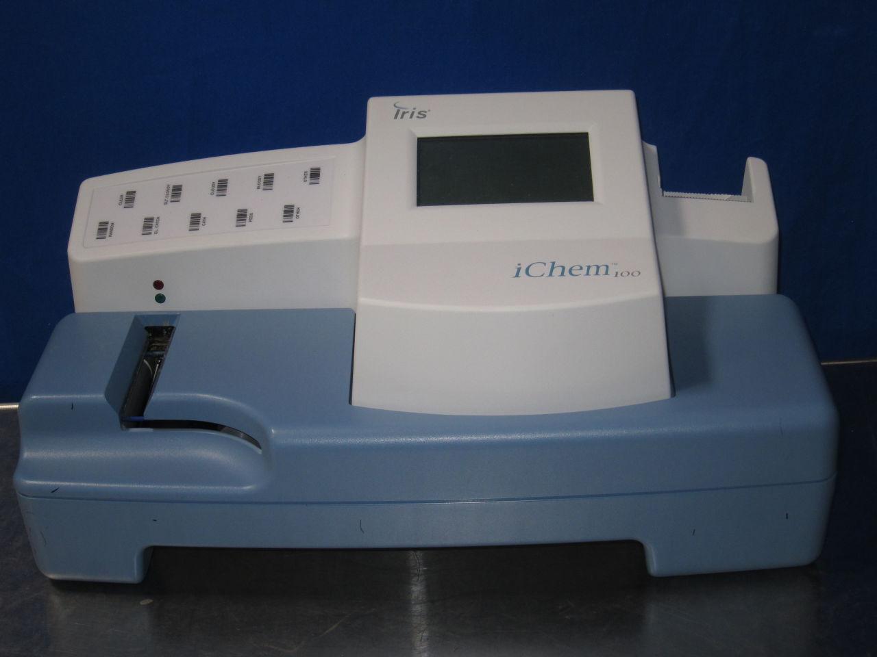 IRIS IChem 100 for parts Urine Analyzer