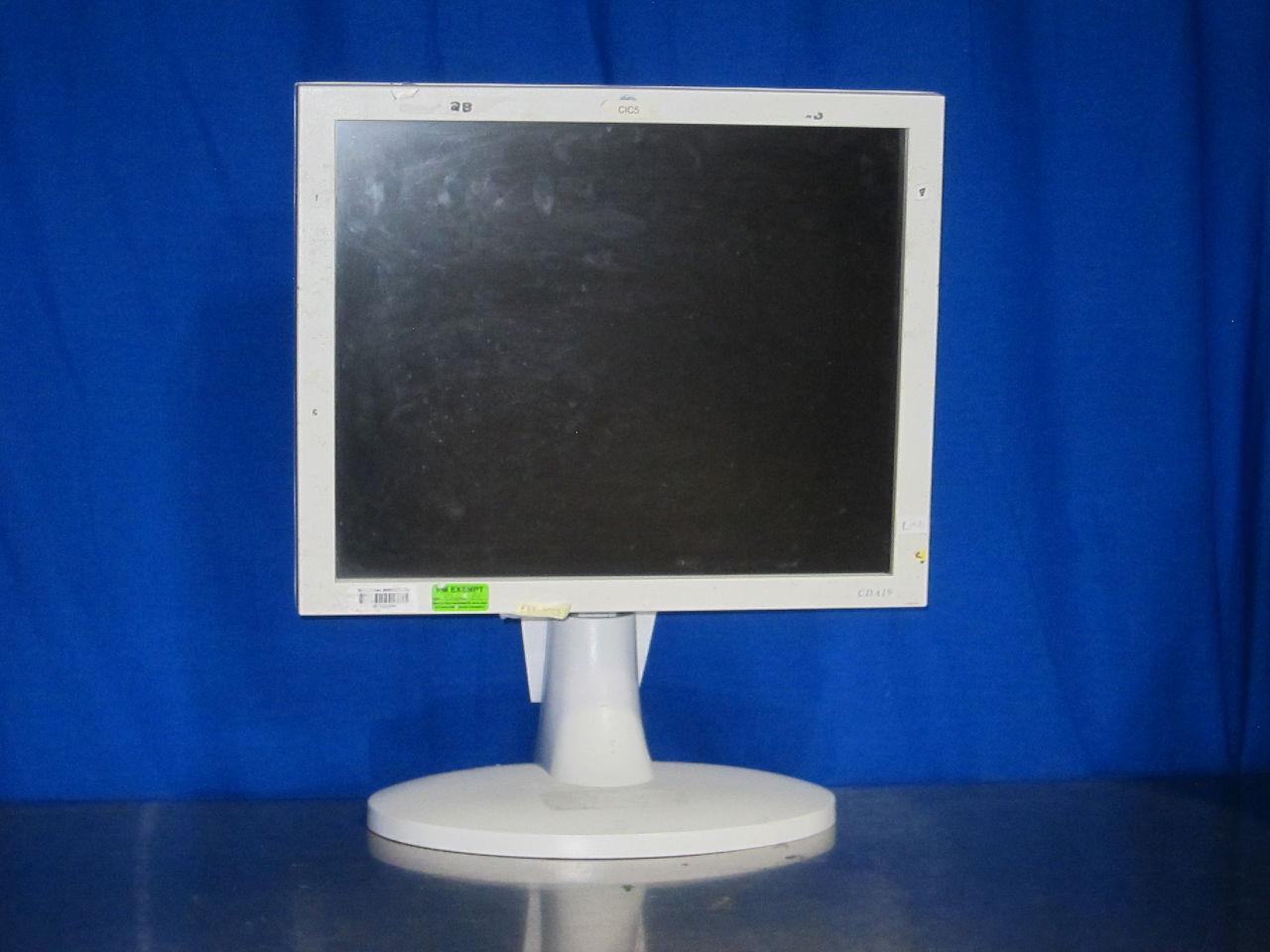 GE CDA 19 Display Monitor