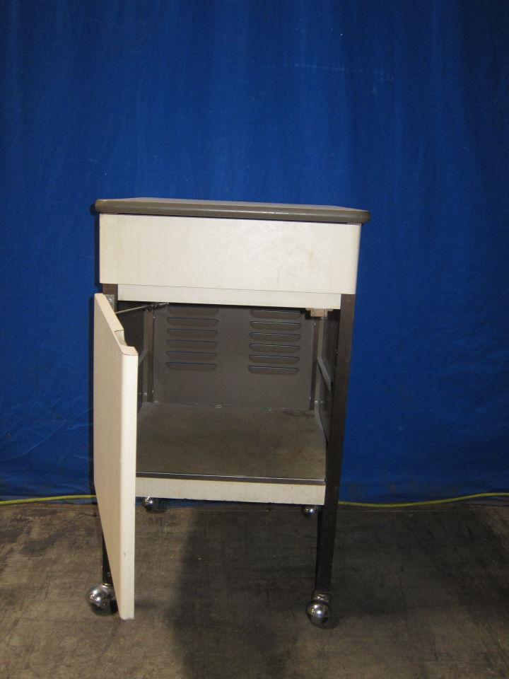 BORG WARNER  Rolling Cart Pharmacy/Med Cart