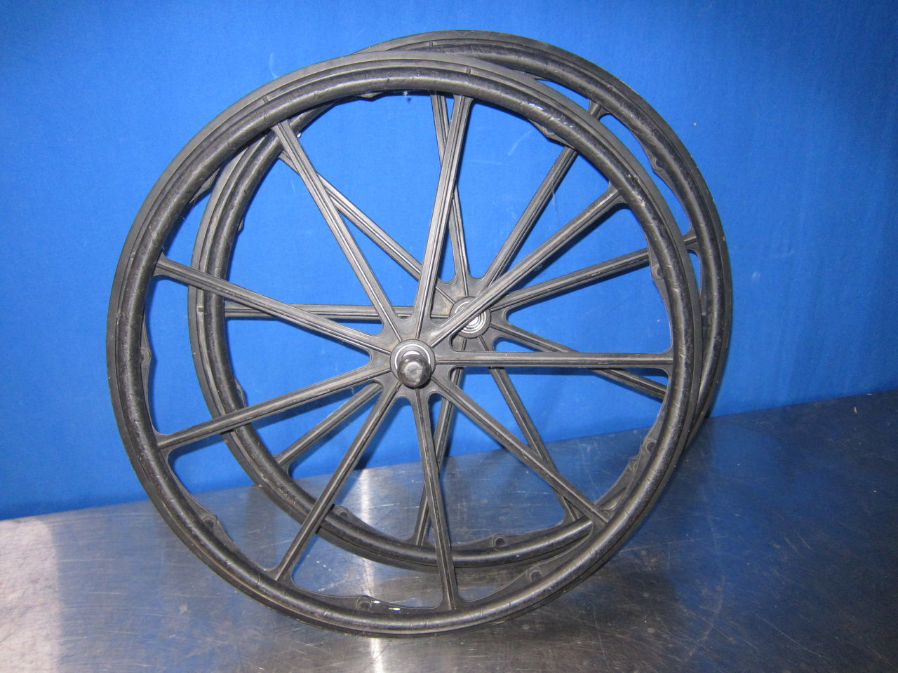 Wheels for Wheelchairs - Lot of 2 Wheelchair