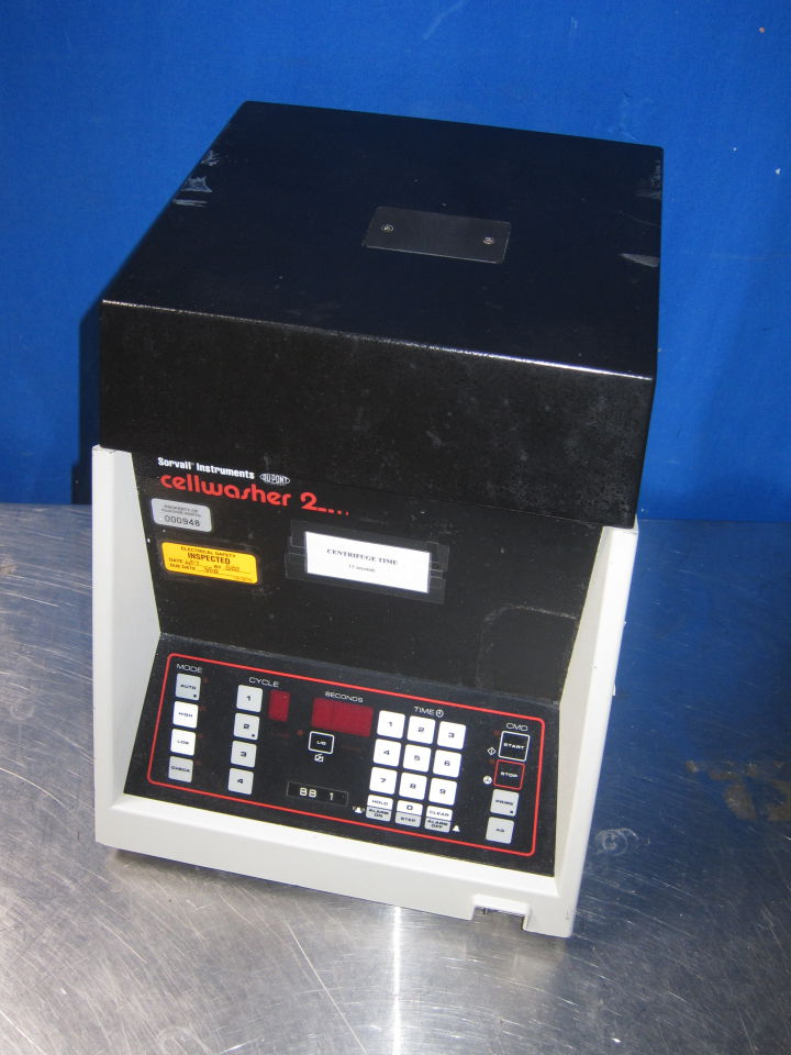 SORVALL INSTRUMENTS Cellwasher 2 Cell Washer