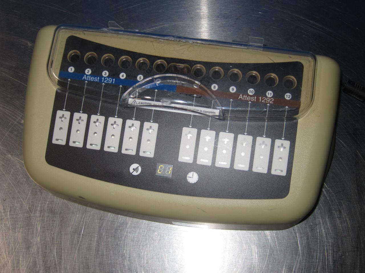 3M HEALTHCARE Attest 290 Auto-Reader Incubator