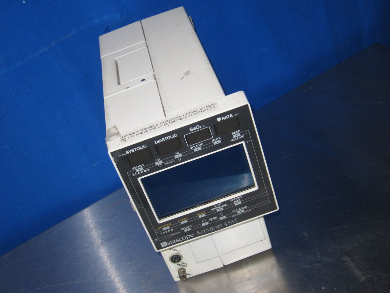 DATASCOPE Accutorr 3, 4 Series Monitor