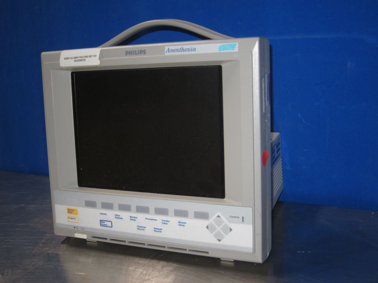 PHILIPS MEDICAL SYSTEMS M1204A Monitor