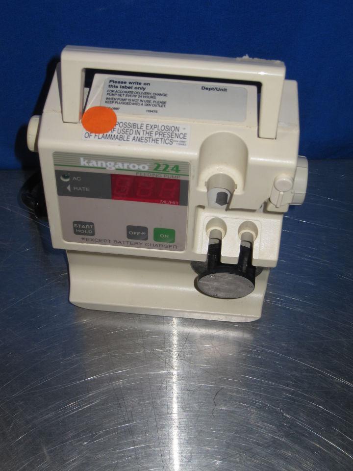 SHERWOOD MEDICAL Kangaroo 224 Feeding Pump