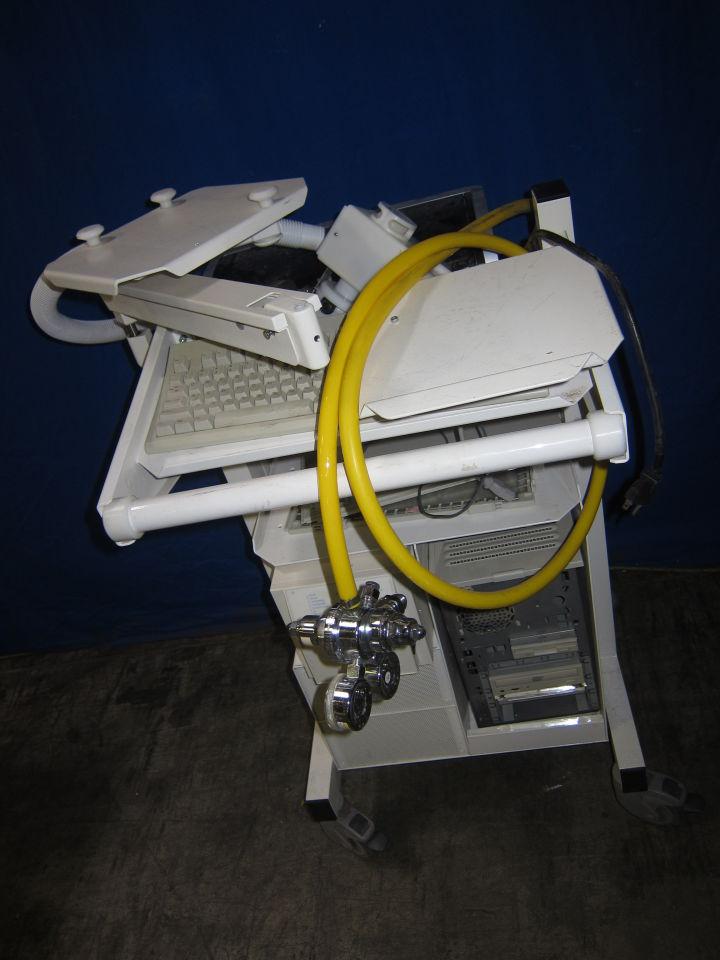 COLLINS MEDICAL Ferraris Cart Respirator