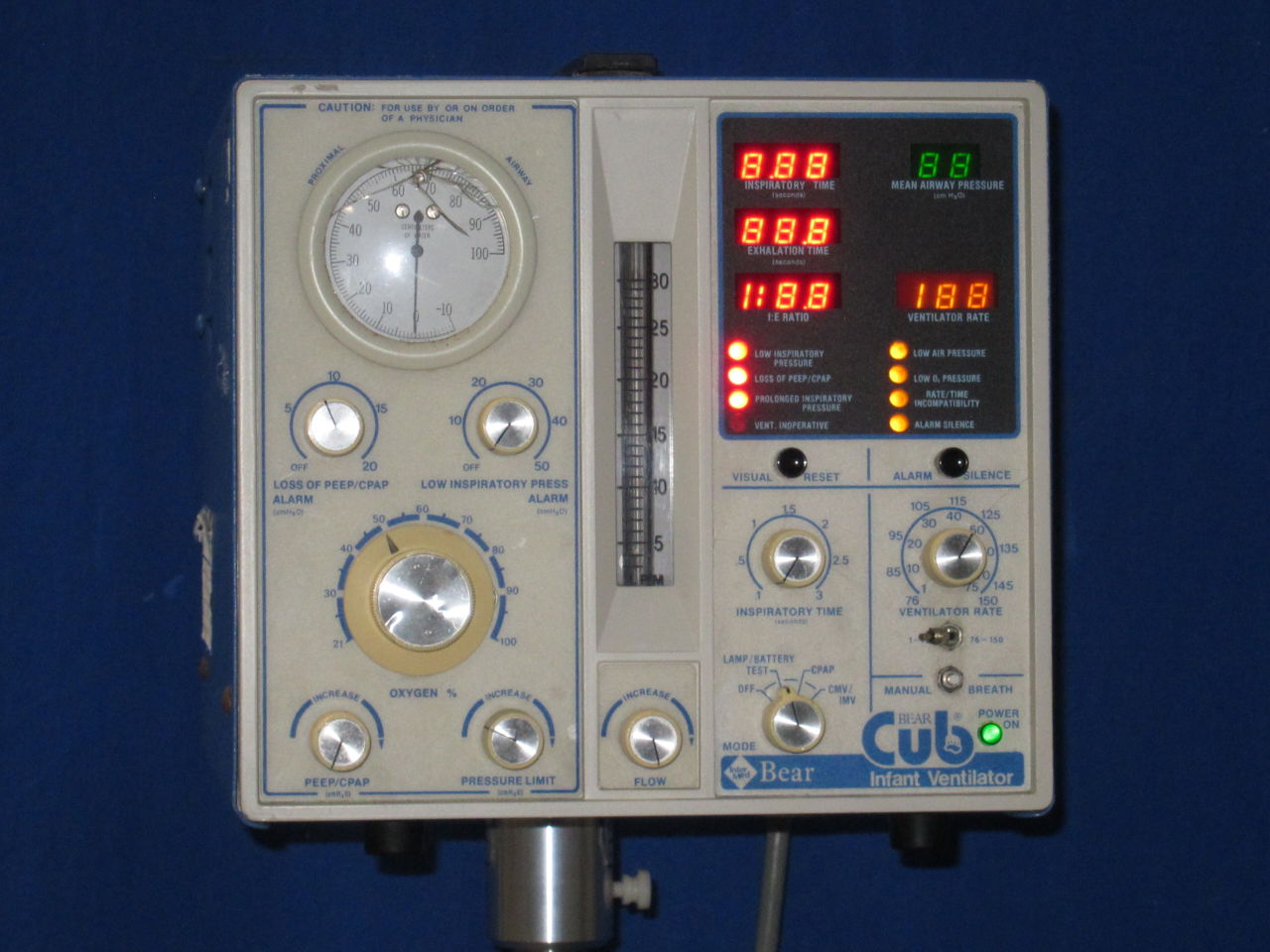 INTERMED BEAR BP2001 Ventilator