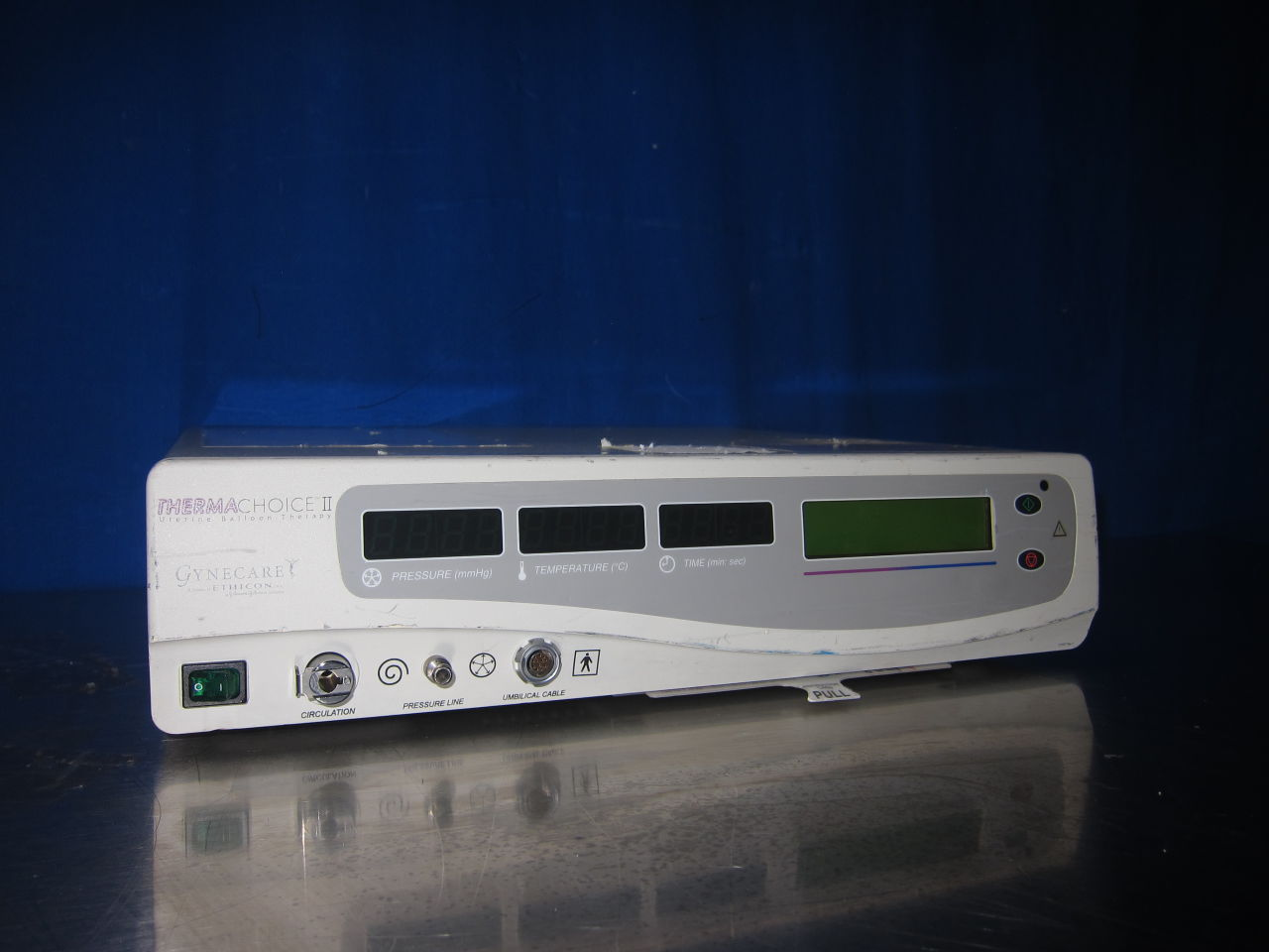 GYNECARE ETHICON Thermachoice II Balloon Pump