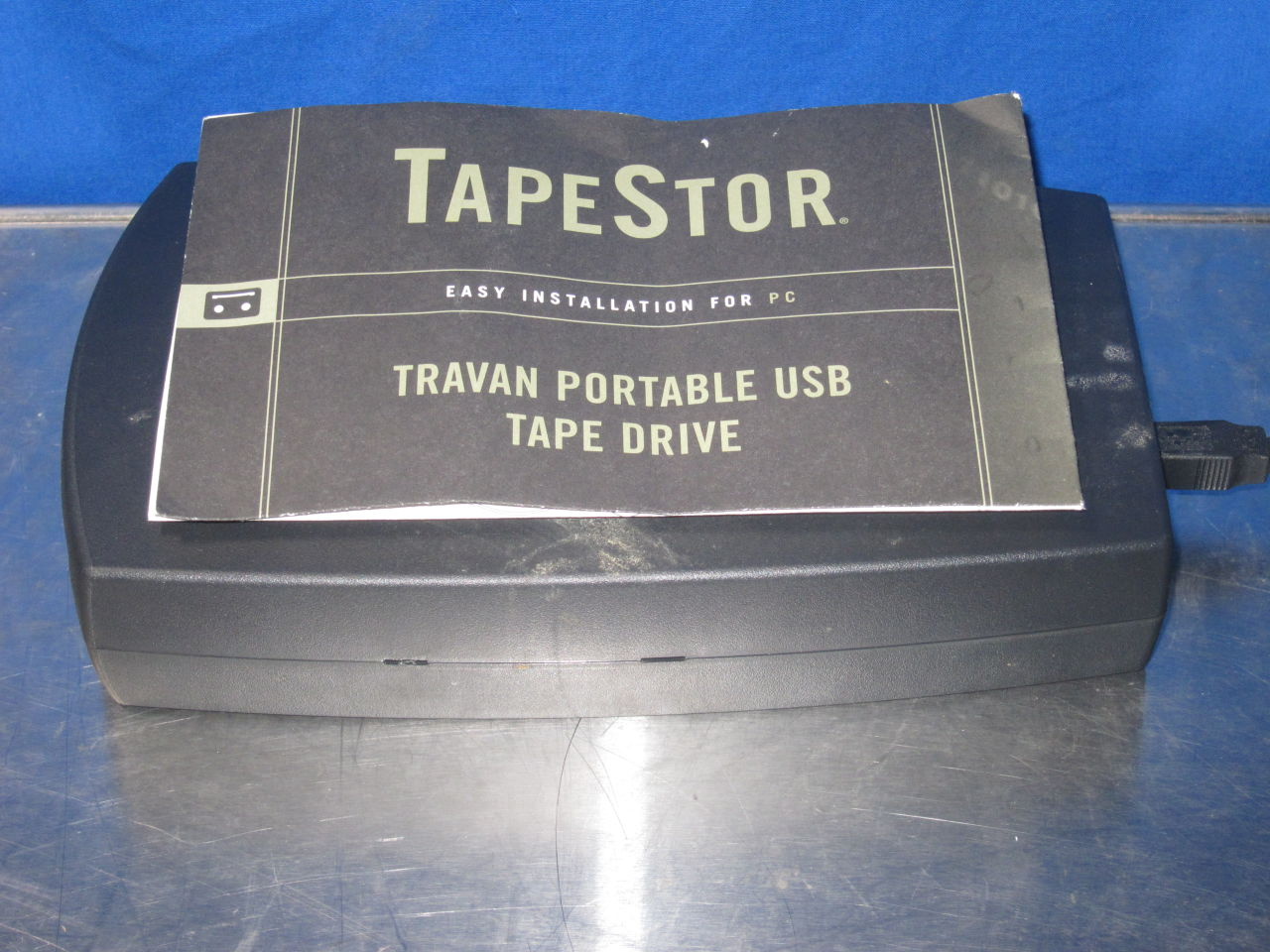 SEAGATE Tapestor – STT620102 Travan Portable USB tape Drive Hard Drive