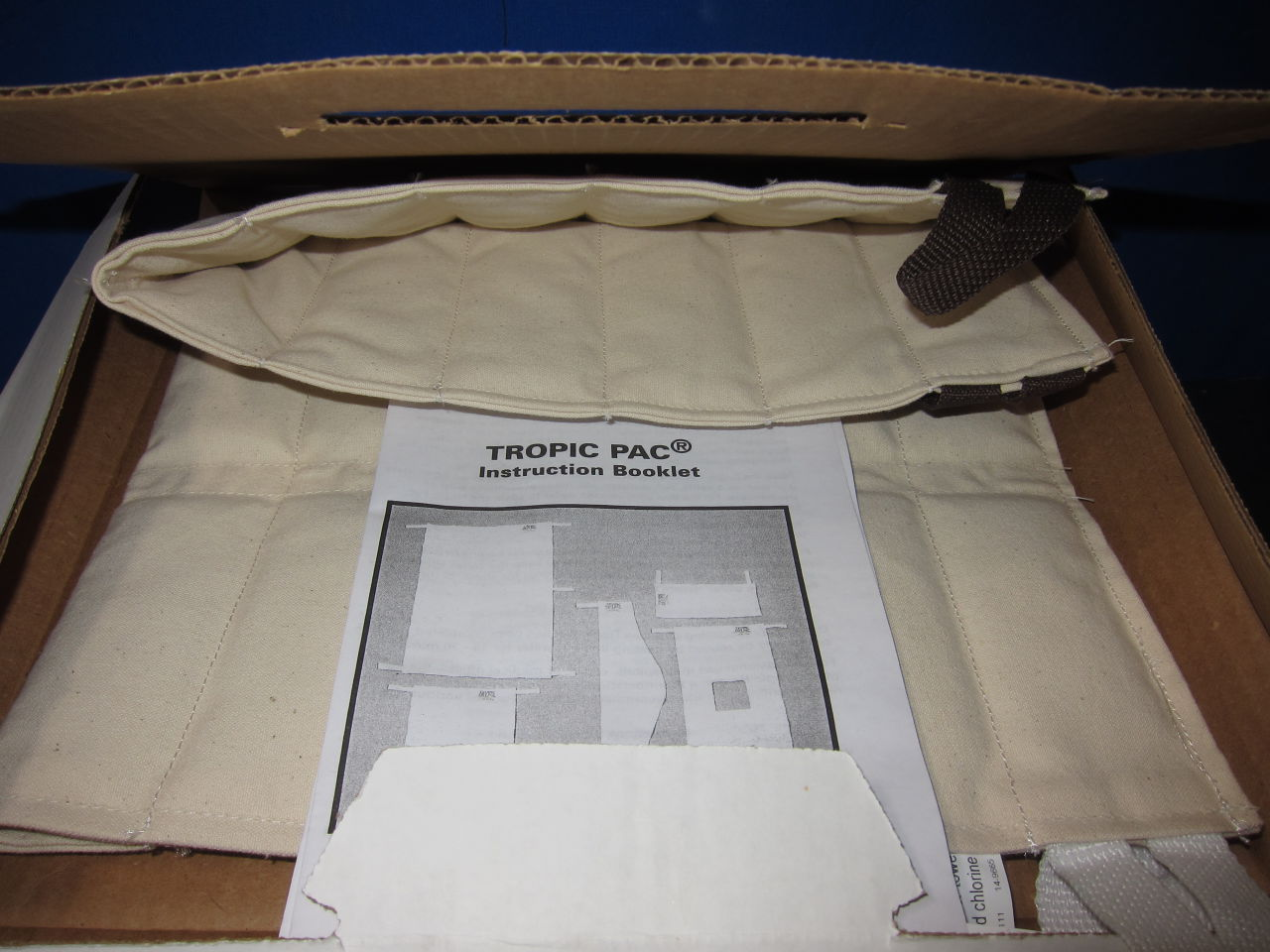 SAMMONS PRESTON Tropic Pac  - Lot of 4 Hot Pack Unit