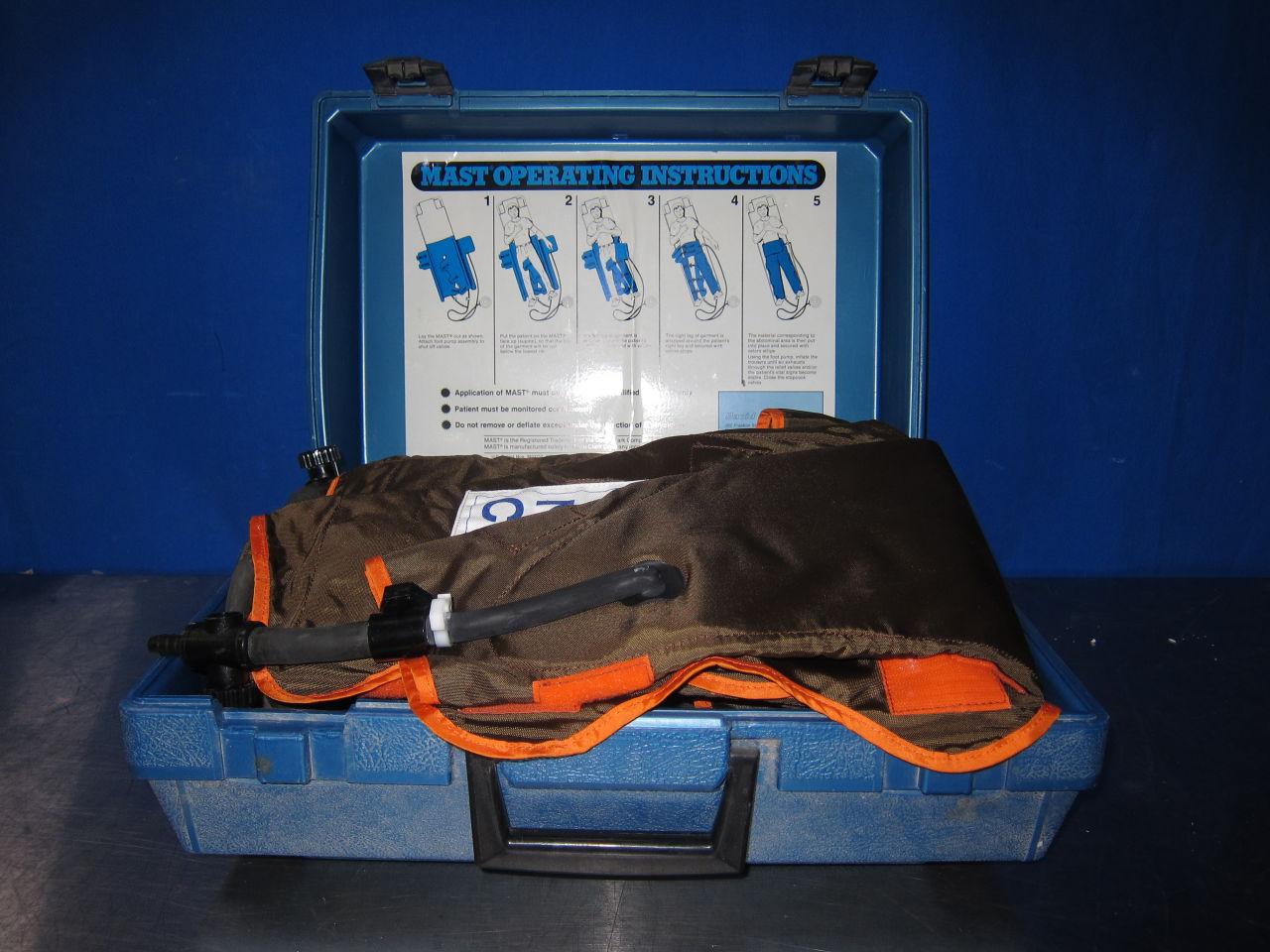 DAVID CLARK COMPANY Mast III-A Anti-Shock Trousers