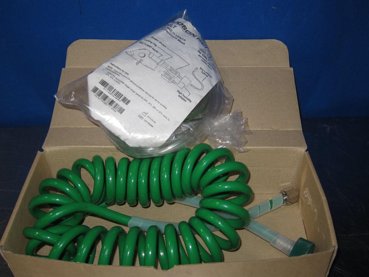 HUDSON RCI  Adult Multivent Air Entrainment Mask w/ Cable