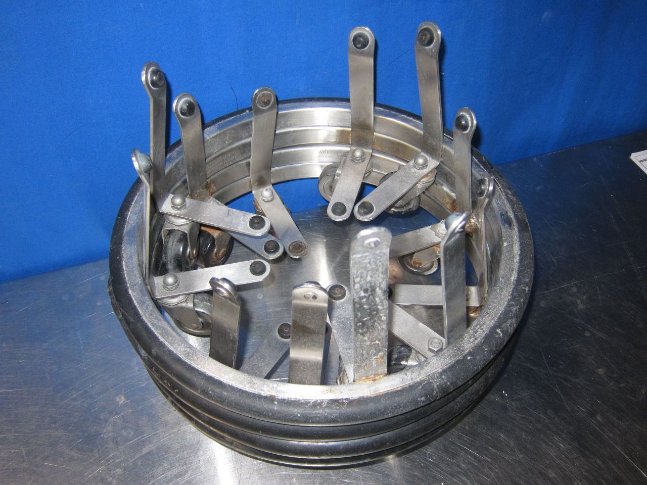 Wheels - Cart For Spit Bucket - Lot of 4