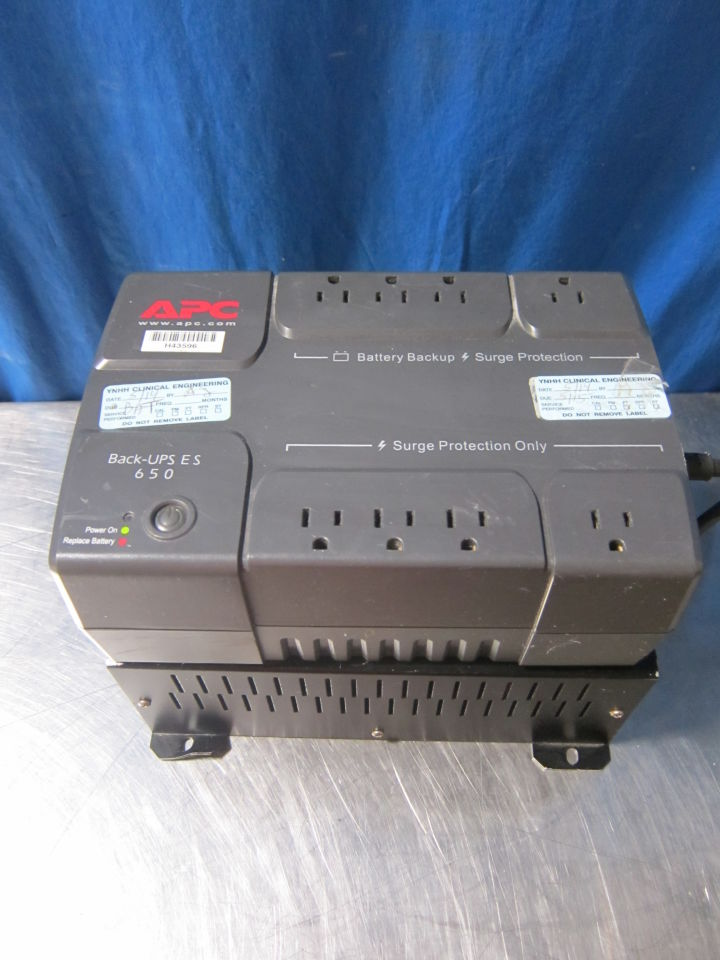 APC ES-650 Uninterruptible Power Supply / UPS