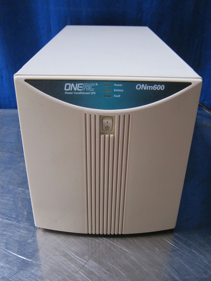 ONEAC ONE600M601 Uninterruptible Power Supply / UPS