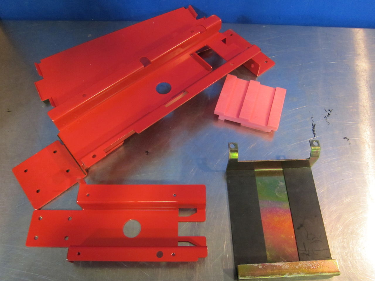 PHILIPS  Shipping Brackets and Plates