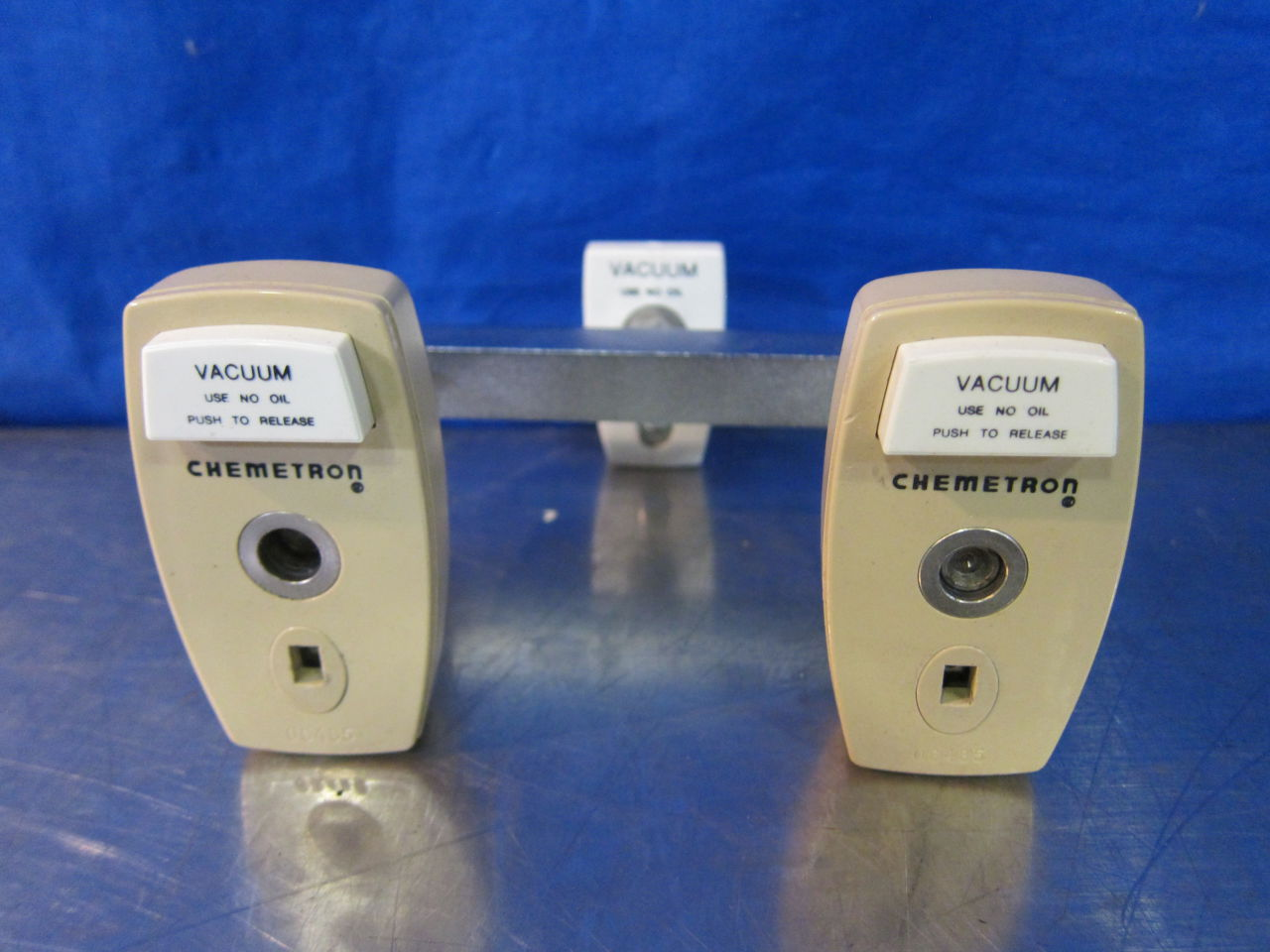 CHEMTRON 06485 Vacuum Release Valves Vacuum Equipment