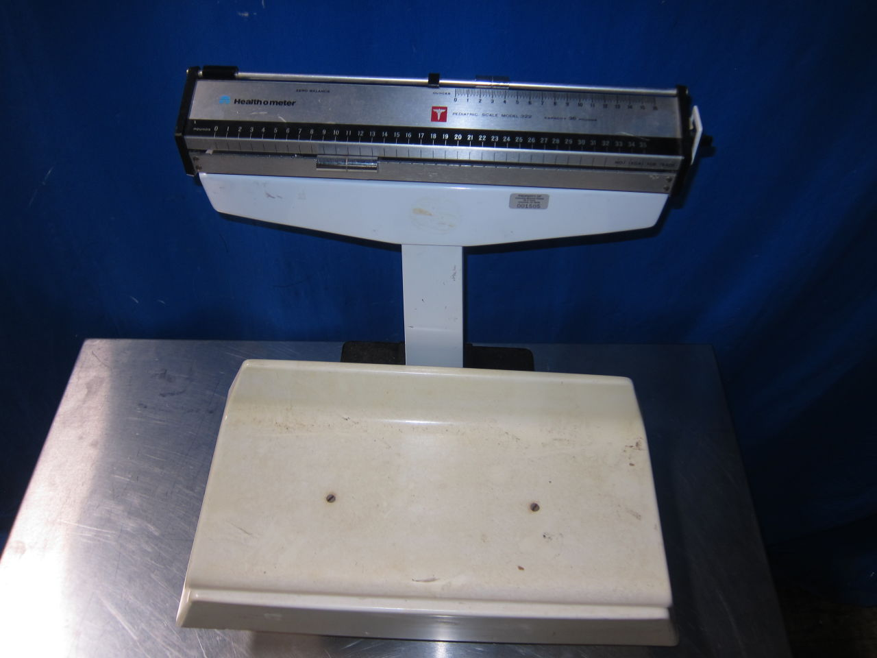HEALTH-O-METER 322 Scale
