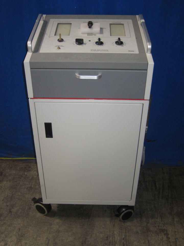 BIODEX MEDICAL Pulmanex 132-503 Xenon System