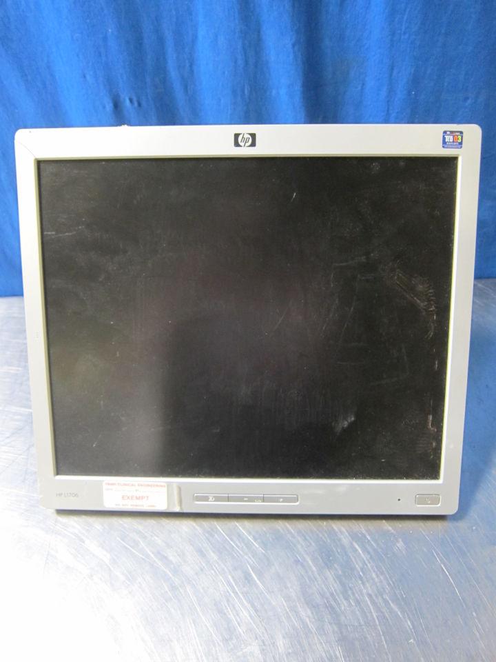 HP HSTND-2B07 w/ Mount Display Monitor
