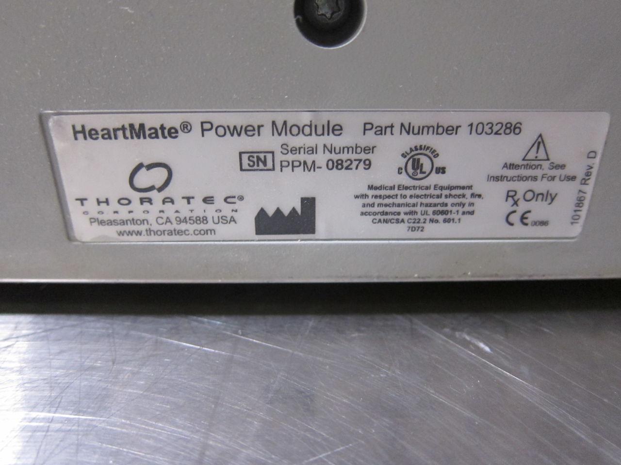 THORATEC HeartMate  - Lot of 2 Module