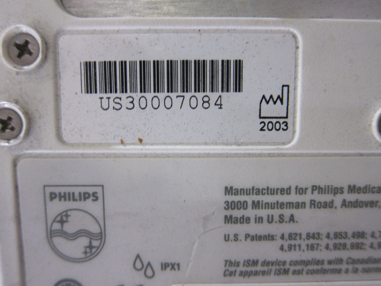 PHILIPS M3929A Monitor