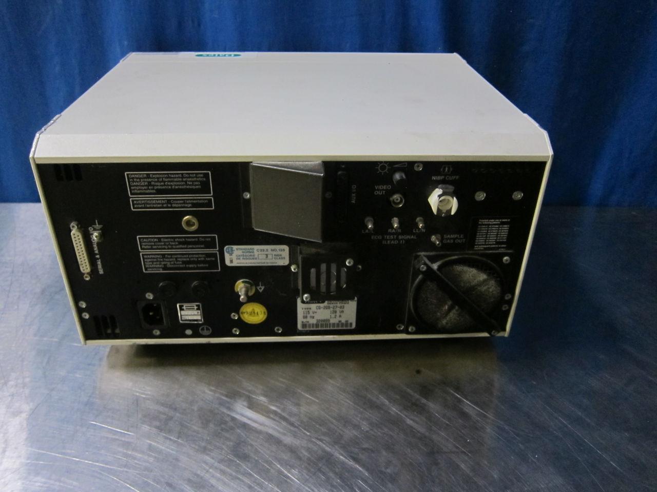 DATEX Cardiocap II Monitor